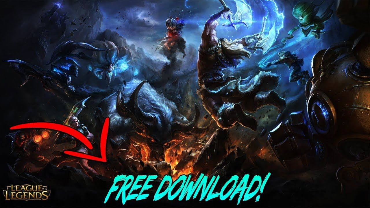 Windows 1087 How To Download League Of Legends For Free