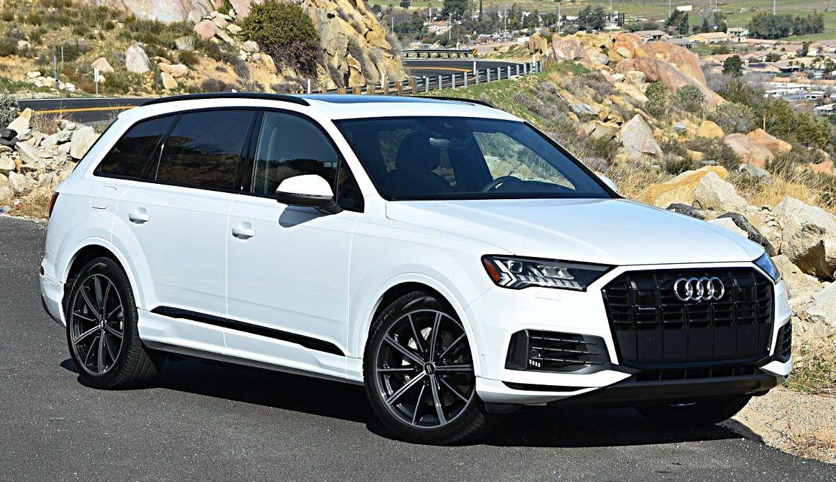 2020 Audi Q7 Review Expert Reviews J D Power Audi Q7 Audi Audi X7