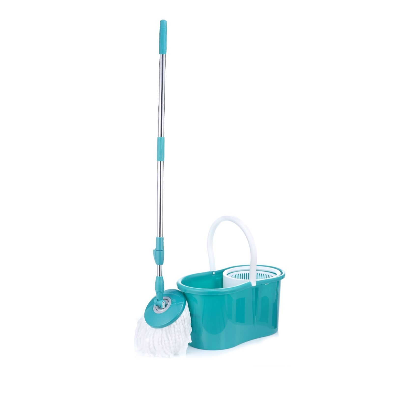 805615 - S2O Spin Mop with Additional Head QVC Price: £22.50 + P&P ...