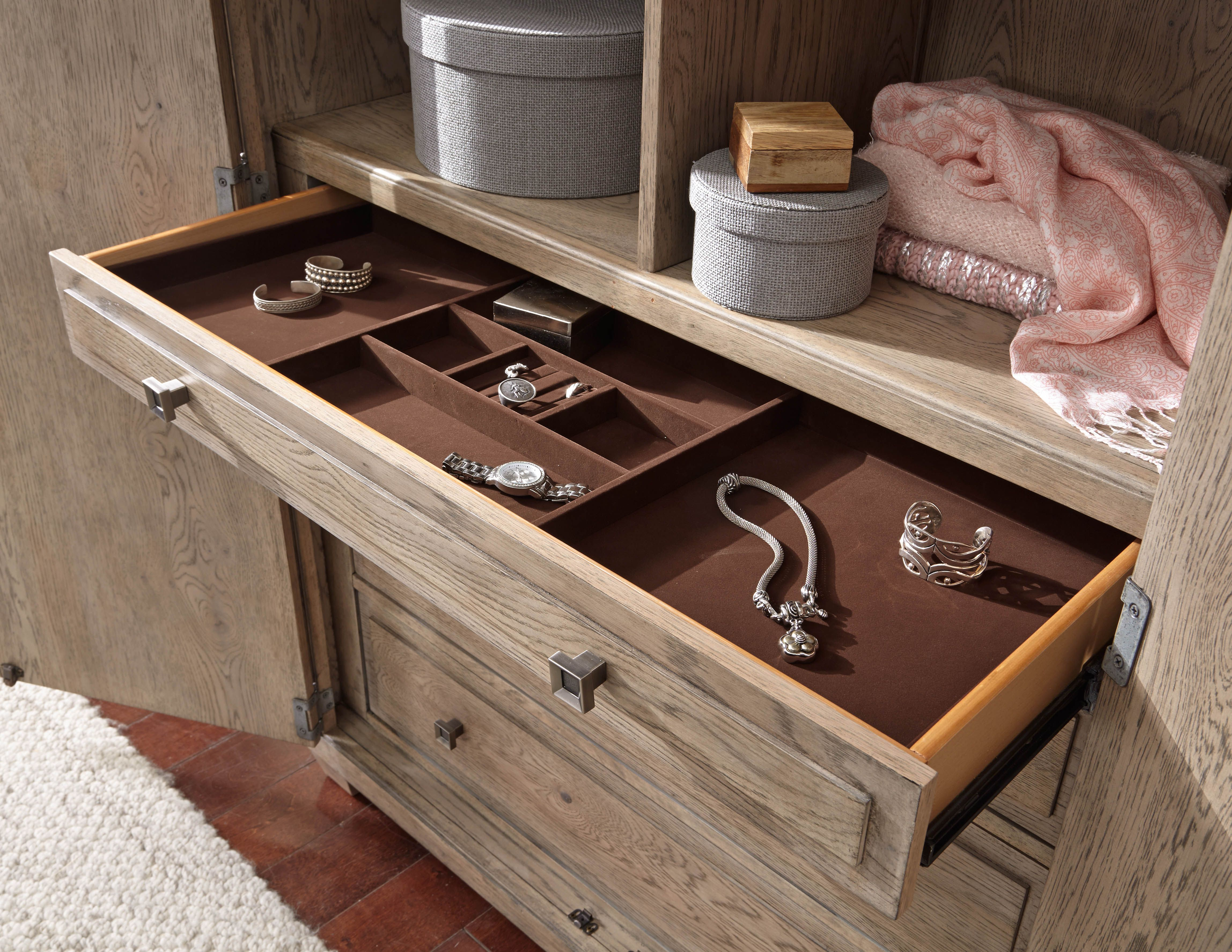 The Bridgewater Door Chest features a built-in jewelry tray - Legacy Classic Furniture # & The Bridgewater Door Chest features a built-in jewelry tray - Legacy ...