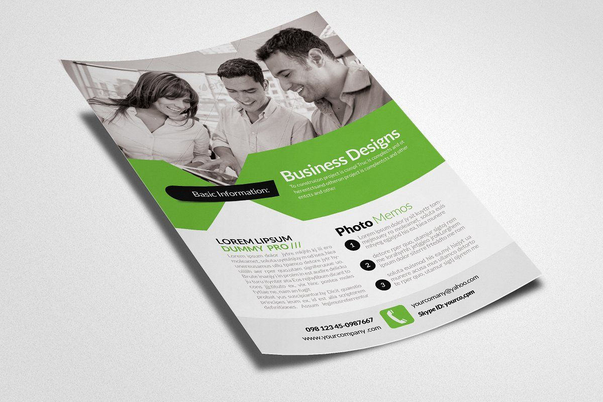 Marketing Consulting Business Flyer Marketing Consultant Business Flyer Consulting Business