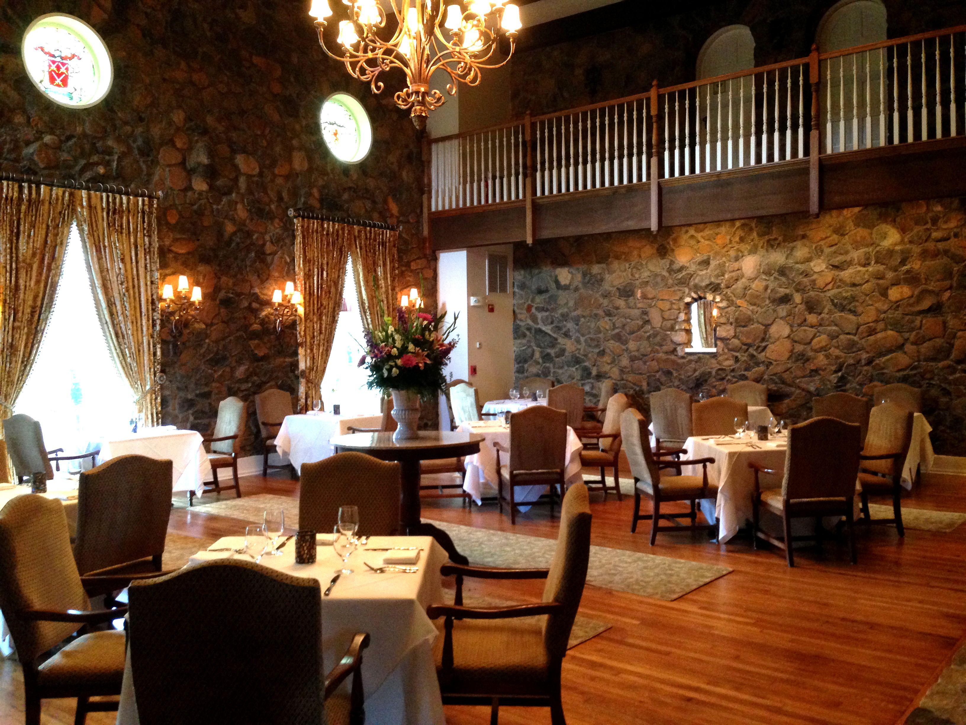 Poplar Springs Inn Spa And Manor House Restaurant