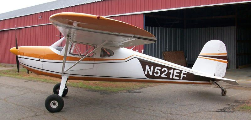 1947 Cessna 140 for sale in NC United States => www