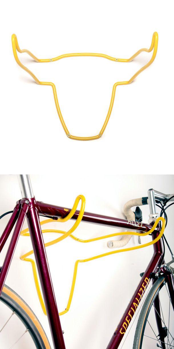 Trophy Bull Bike Rack Productdesign Product Design