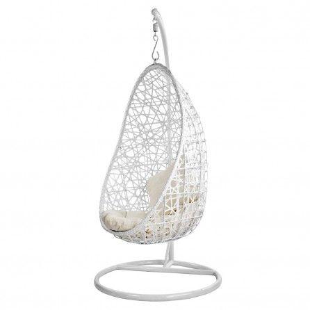 Populair Giardino hangstoel Egg | interieur | Pinterest - Hangstoel, Tuin #GC26