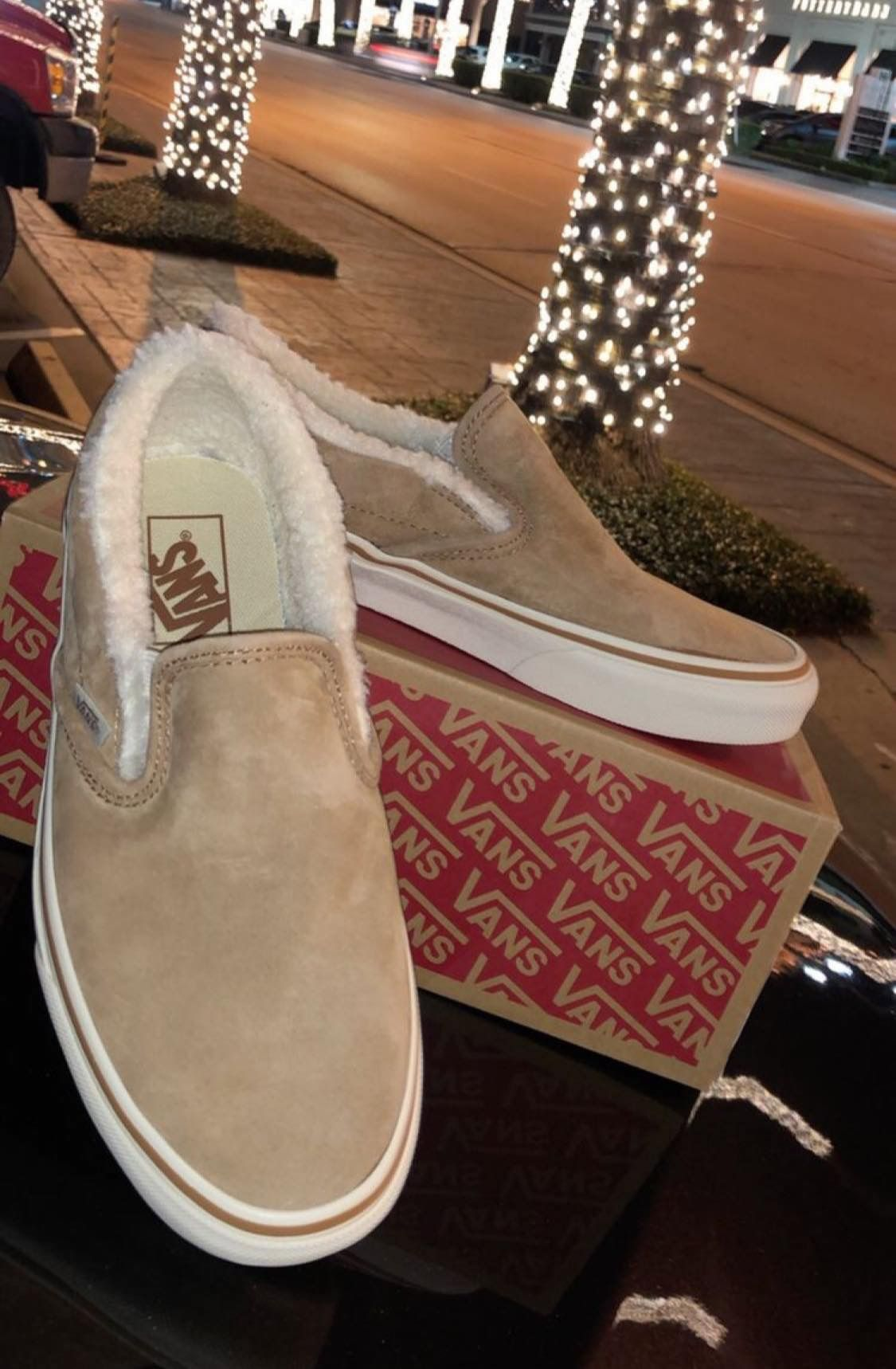 Winter vans | Shoes, Aesthetic shoes