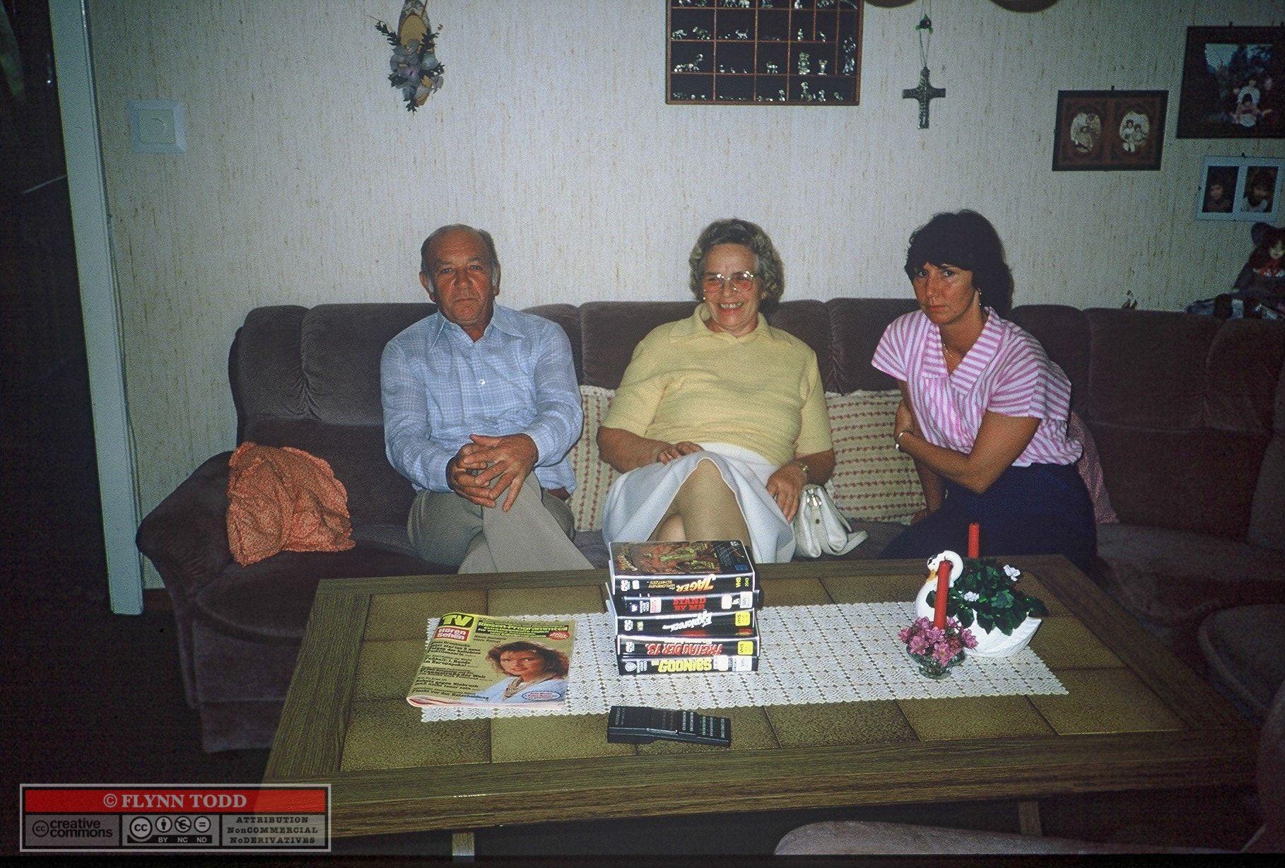 Zentralrat Der Fliesentischbesitzer 1987