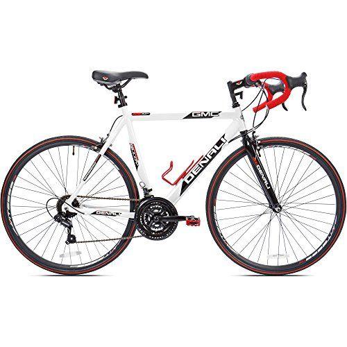25 Inch Gmc 700c Denali Bicycle 21 Speed Shimano Gear Lightweight