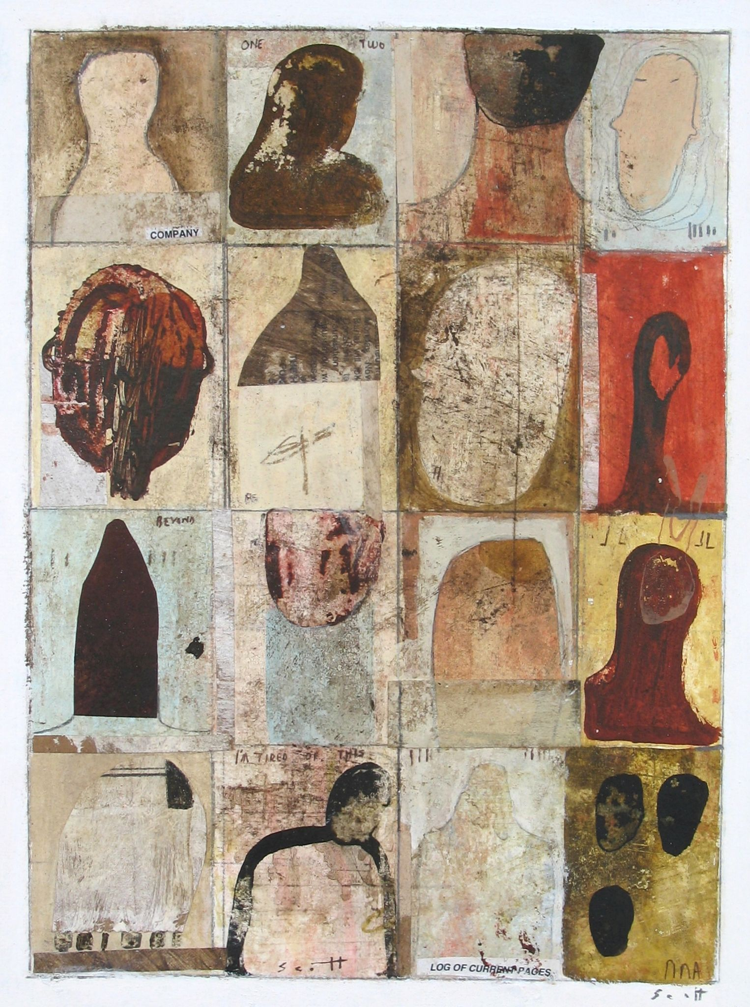 """What's Up With Us"" Scott Bergey"