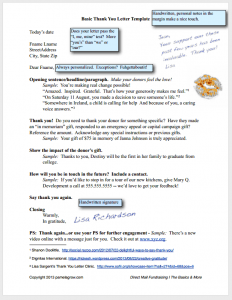 Thank You Letter Template  Blogs To Check Out