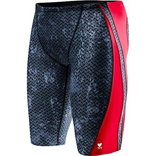 Nike Swim TDSS0060 Mens Hydra Hd3 Men's Jammer, Black-34
