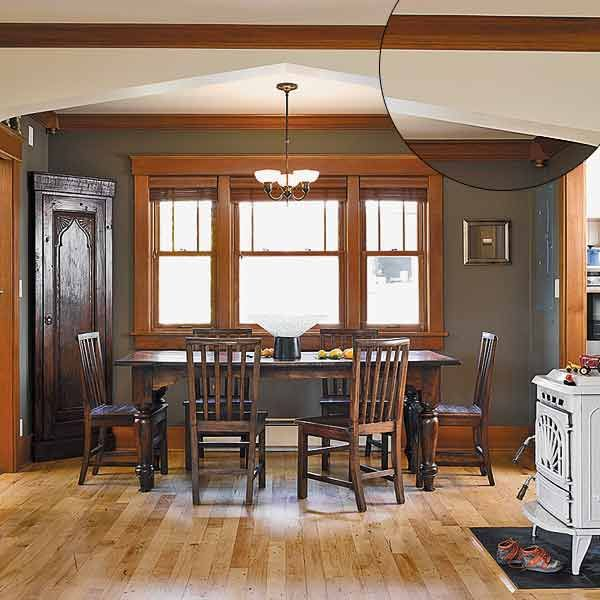 39 crown molding design ideas moldings baseboard and for Trim a home decorations