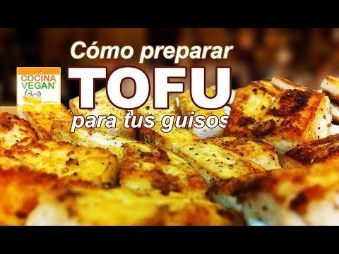 Tofu sazonado para tus guisos youtube vegan pinterest tofu sazonado para tus guisos youtube forumfinder Choice Image
