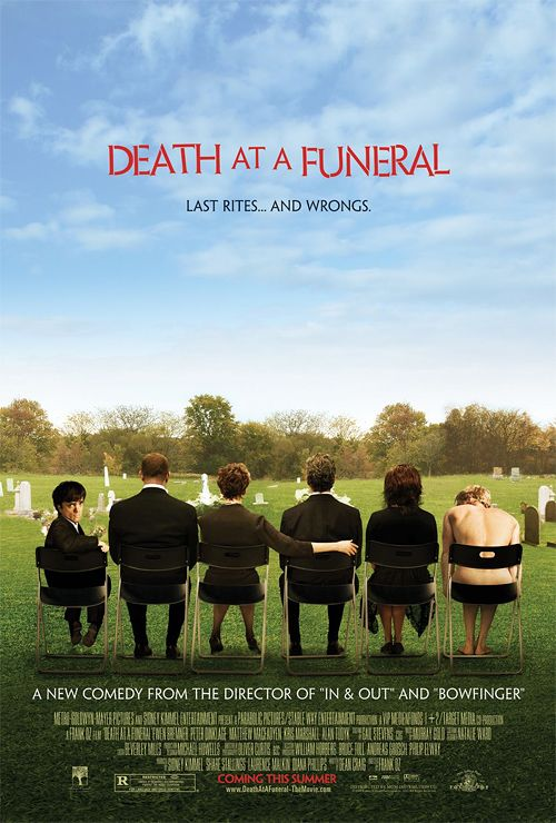 Death at a Funeral (the original and the only one really worth watching)
