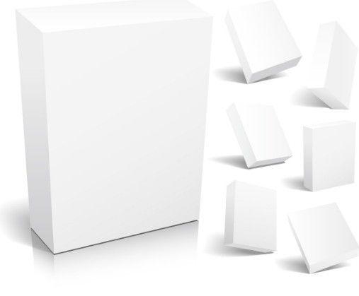 Download Free Set Of Vector Packaging Box Mockups 02 Titanui Packaging Template Design Box Mockup Box Template