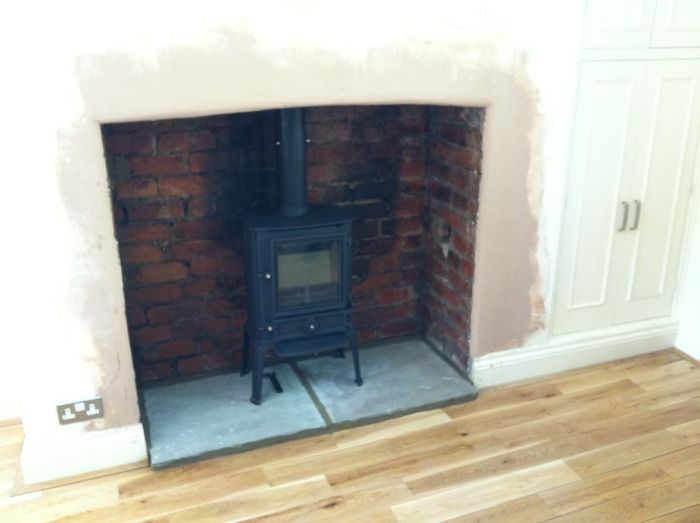 Fireplaces Wood Burning Stove Fireplace Living Room 2017
