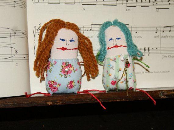 mini art dolls