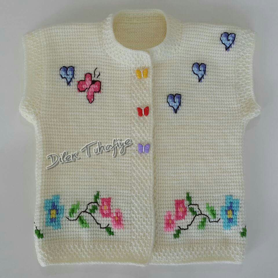Pin by glistan kurt on el ler pinterest knit baby patterns knitting patterns knit baby patterns crochet baby dresses bolero baby booties knitted baby hand embroidery tunisian crochet baby shoes bankloansurffo Gallery