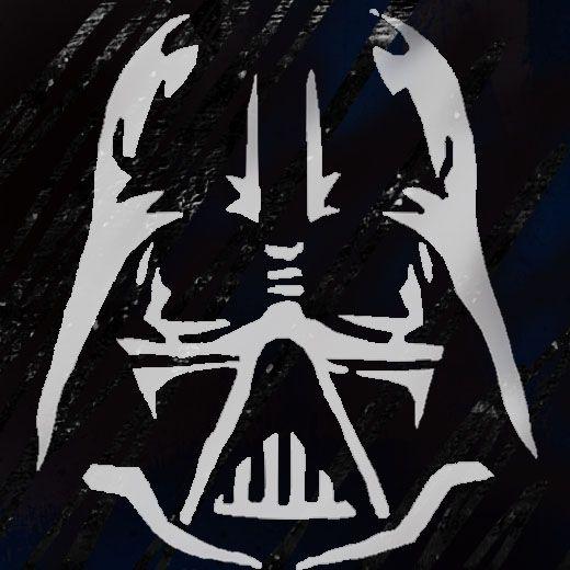 darth vader templates | Darth Vader Stencil - Ideal ...
