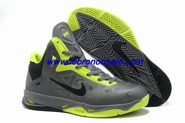 buy online 3ee84 6cf86 Buy Nike Zoom Hyperchaos X Cool Grey Green Black 536845-003 For Wholesale