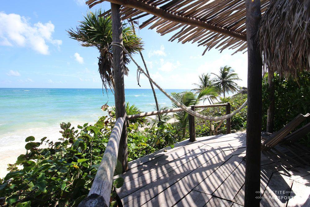Tulum Beachfront Bungalow Getaway Pinterest Tulum Tulum