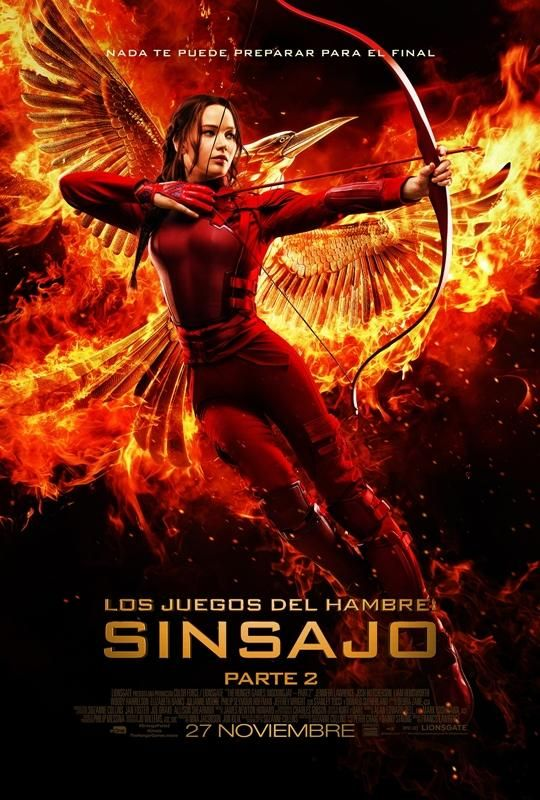 Los Juegos Del Hambre Sinsajo 2 Hunger Games Movies Hunger Games Mockingjay Mockingjay