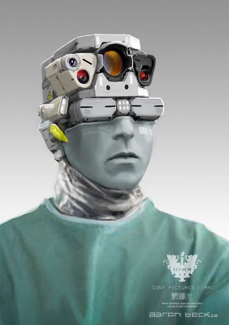 ELYSIUM Sex Robot Concept Art and More — GeekTyrant
