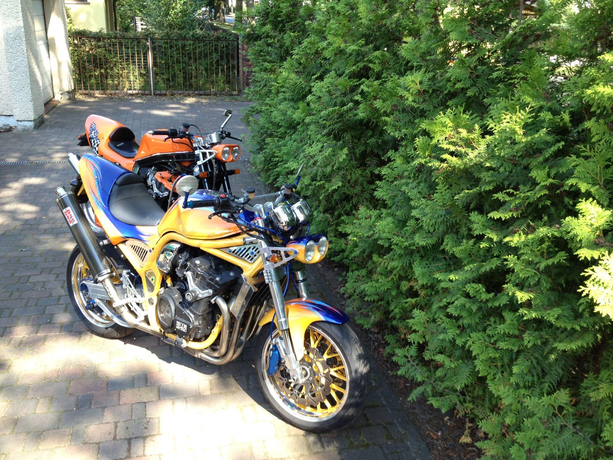 XTR Pepo Suzuki Bandit 600   Suzuki bandit, Cafe racer