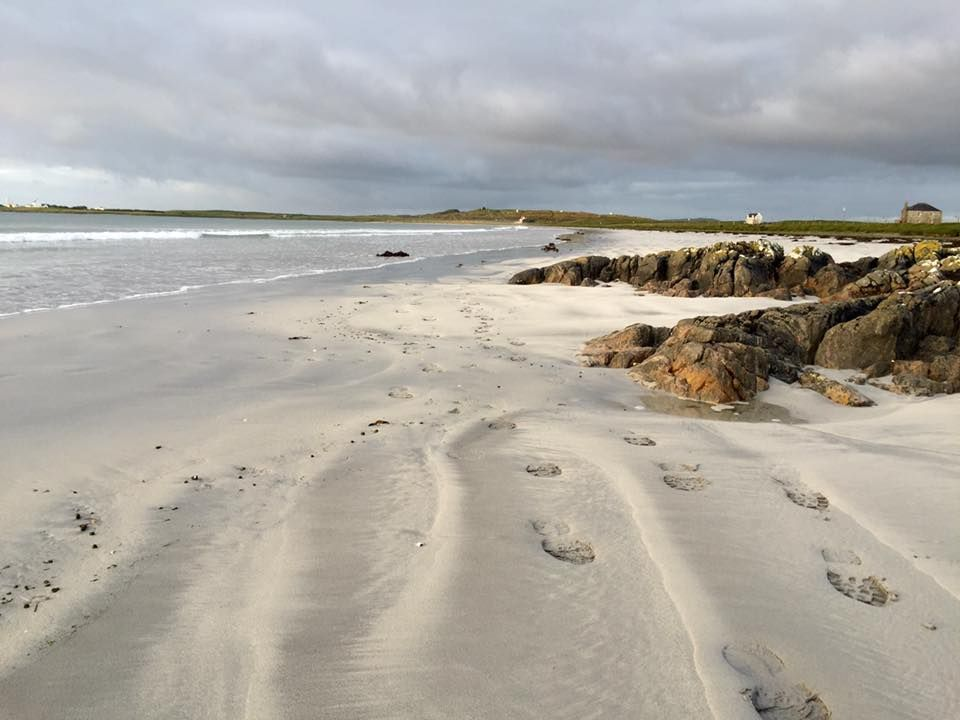 Isle of Tiree - white beach