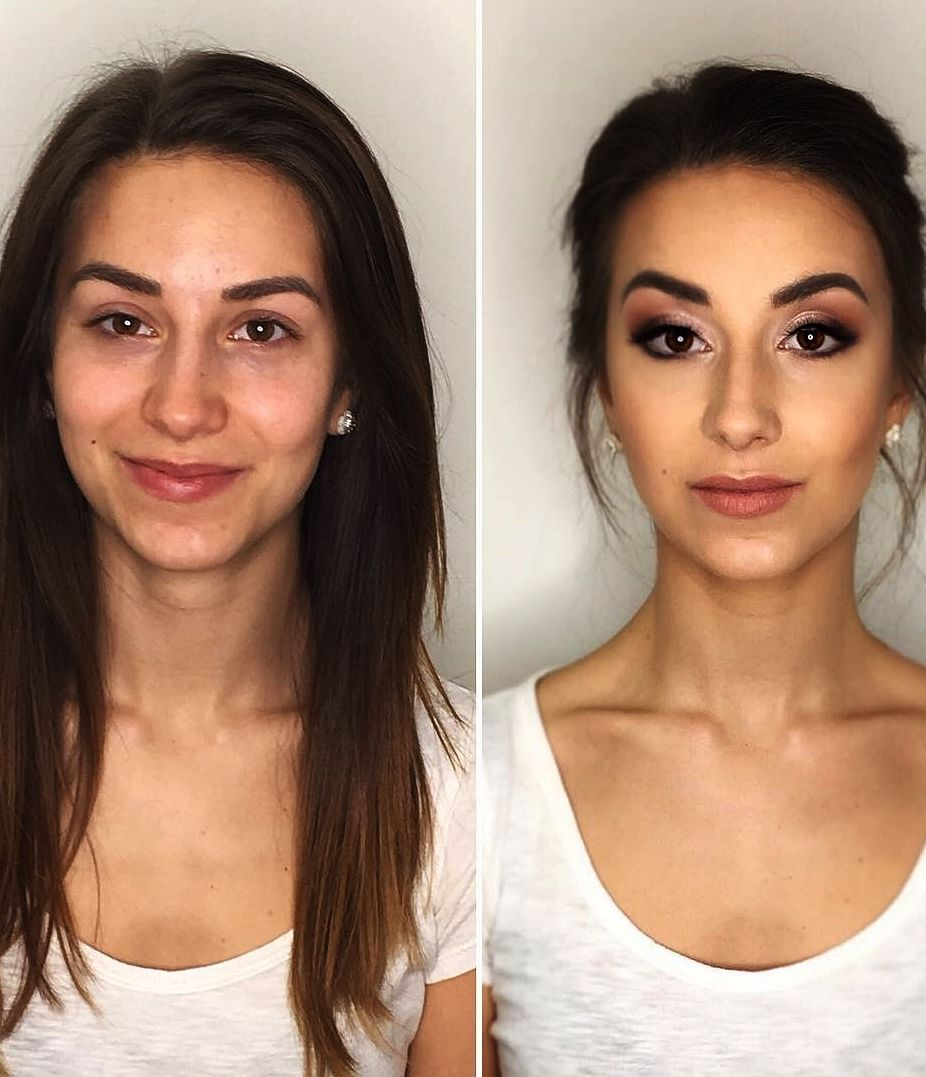 45 Women S Makeup Before And After Photos Page 22 Of 45 Makeup