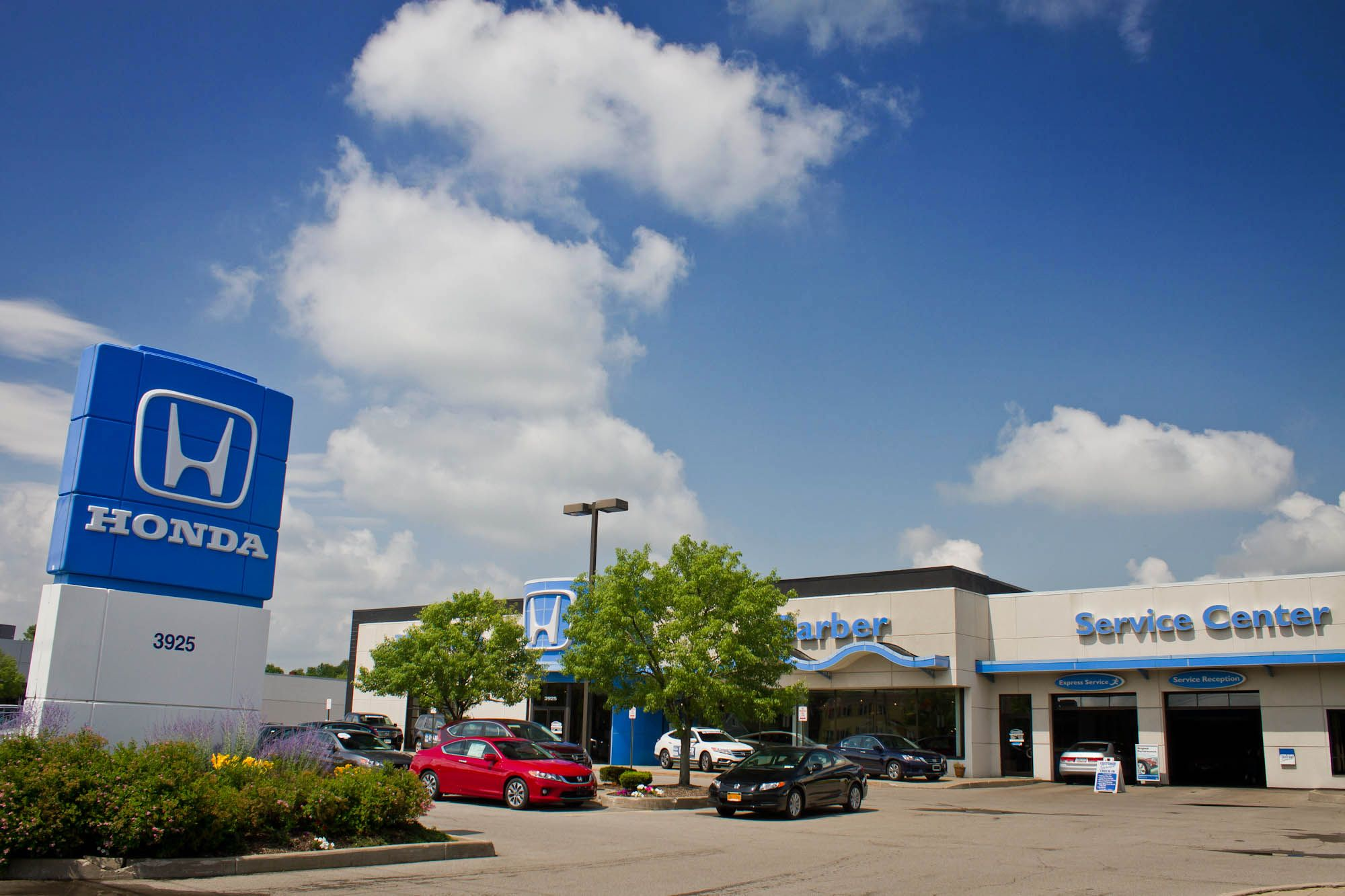 Garber Honda Rochester, NY | Our Dealership | Pinterest