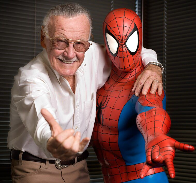 Psalm139:13 For you created my inmost being; you knit me together...  Who is your favorite Stan Lee creation?