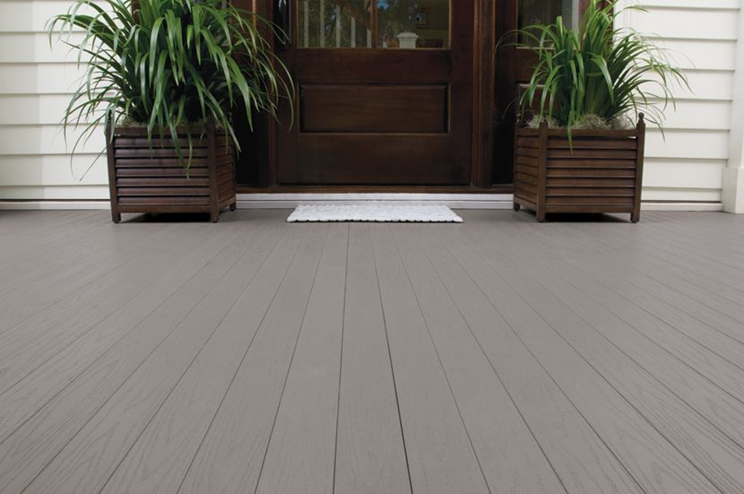 Azek Porch Flooring Comes In Limited Of Colors Probably Not Wood Porch Flooring Decks And Porches Flooring