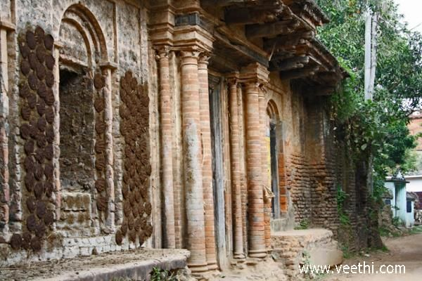 Ancient building - Sribati Village at Bardhaman