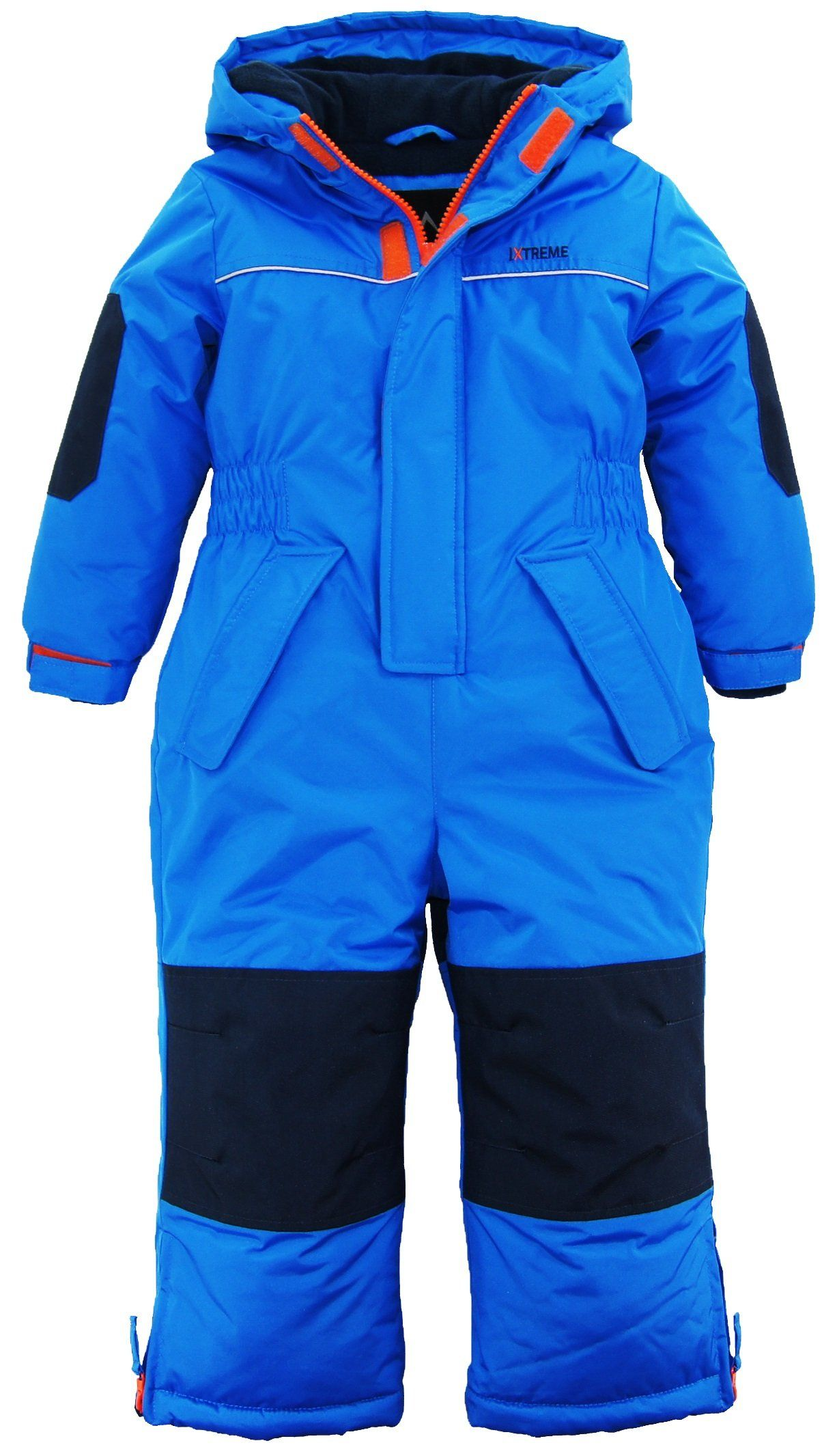 fa840bce72bd iXtreme Little Boys Snowmobile 1Piece Winter Snowsuit Ski Suit ...