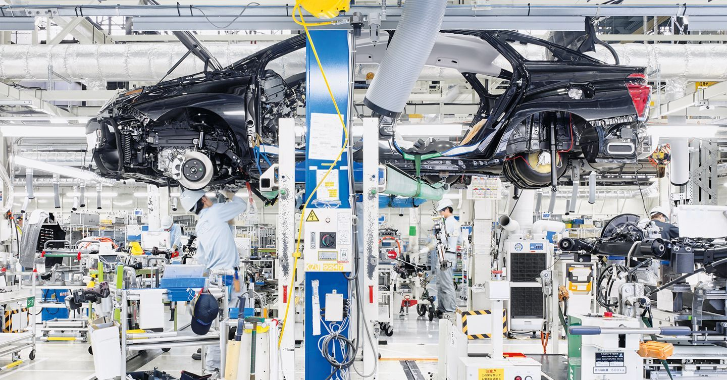 Toyota wants to change the world with Mirai its new hydrogen carhttp ...