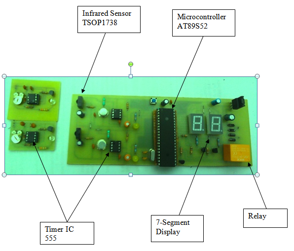Circuit Diagram Of Cell Sever Electronics Project