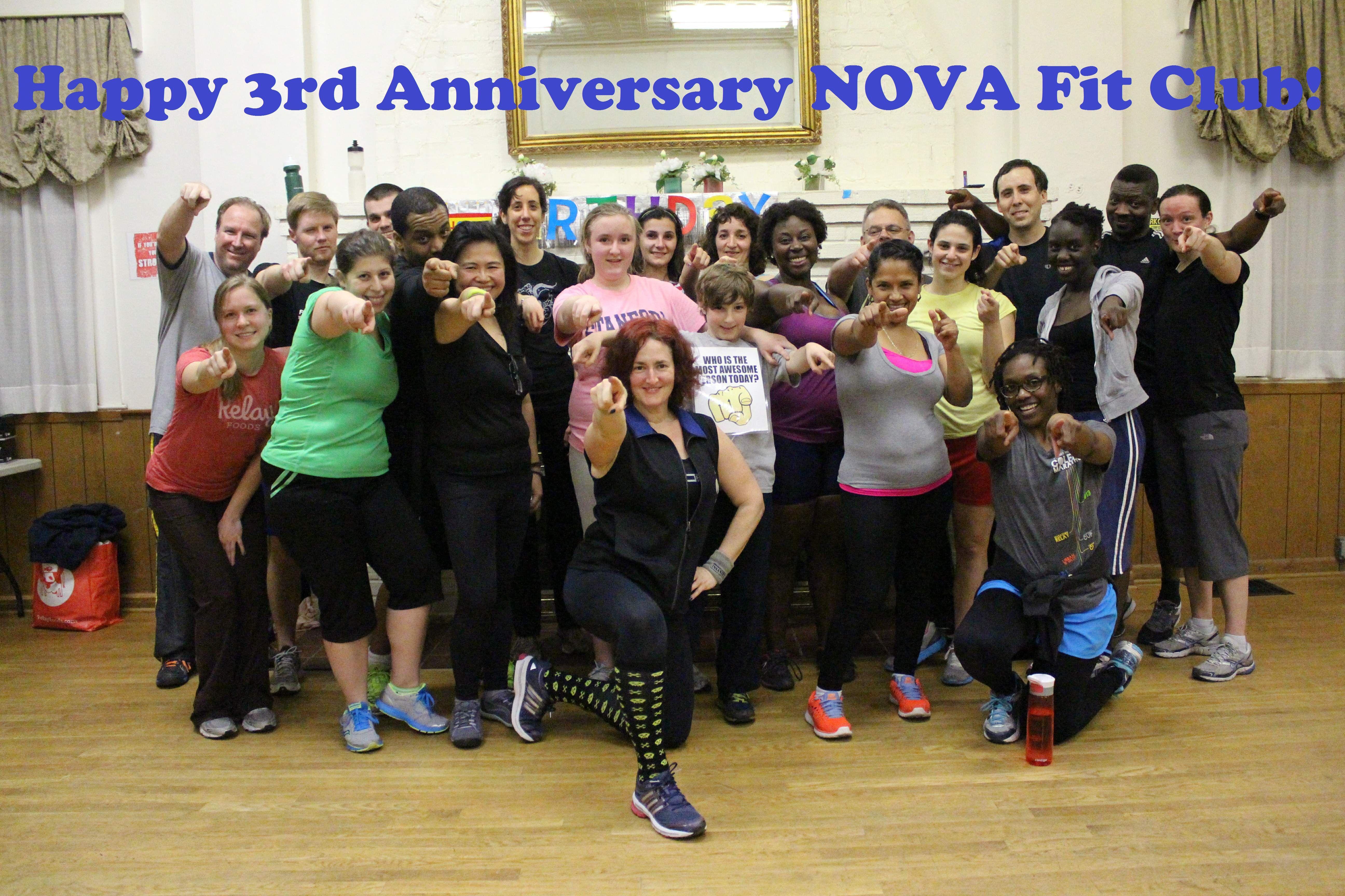 Celebrating Our Third Anniversary Etup