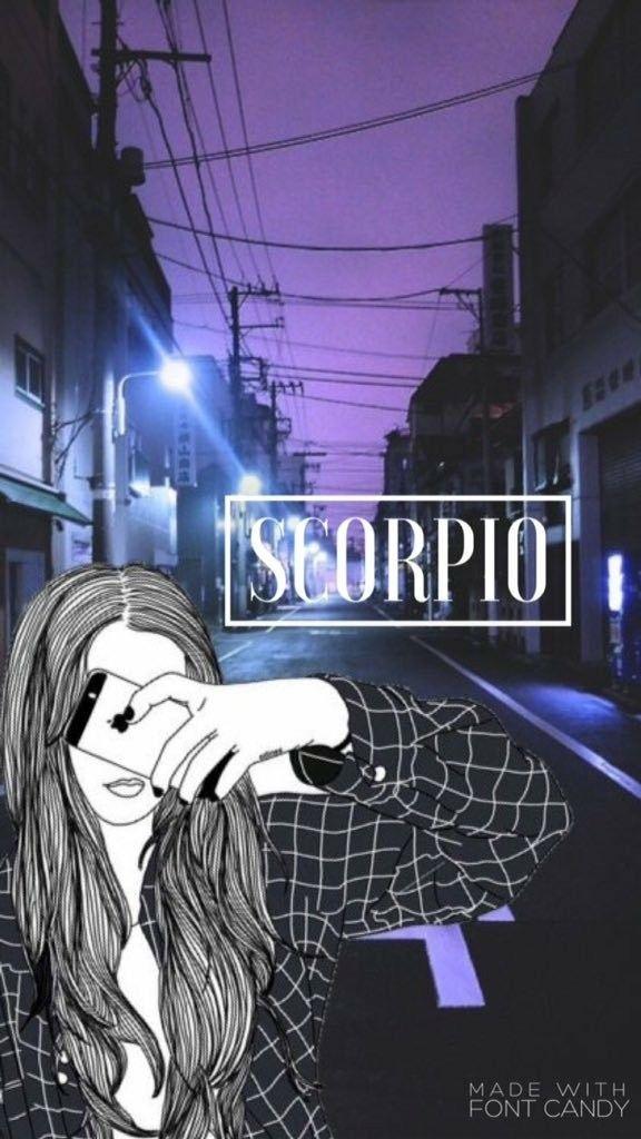 scorpio wallpaper iphone lockscreen