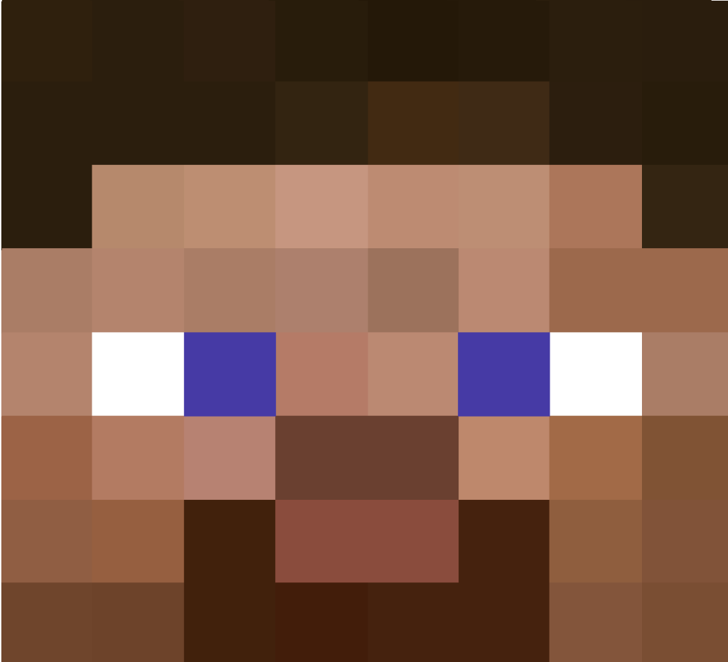 Minecraft Party Supplies Make Your Own Minecraft Photo Props Free Downloads For Your Minecraft Party Minecraft Steve Minecraft Steve Head Minecraft Costumes