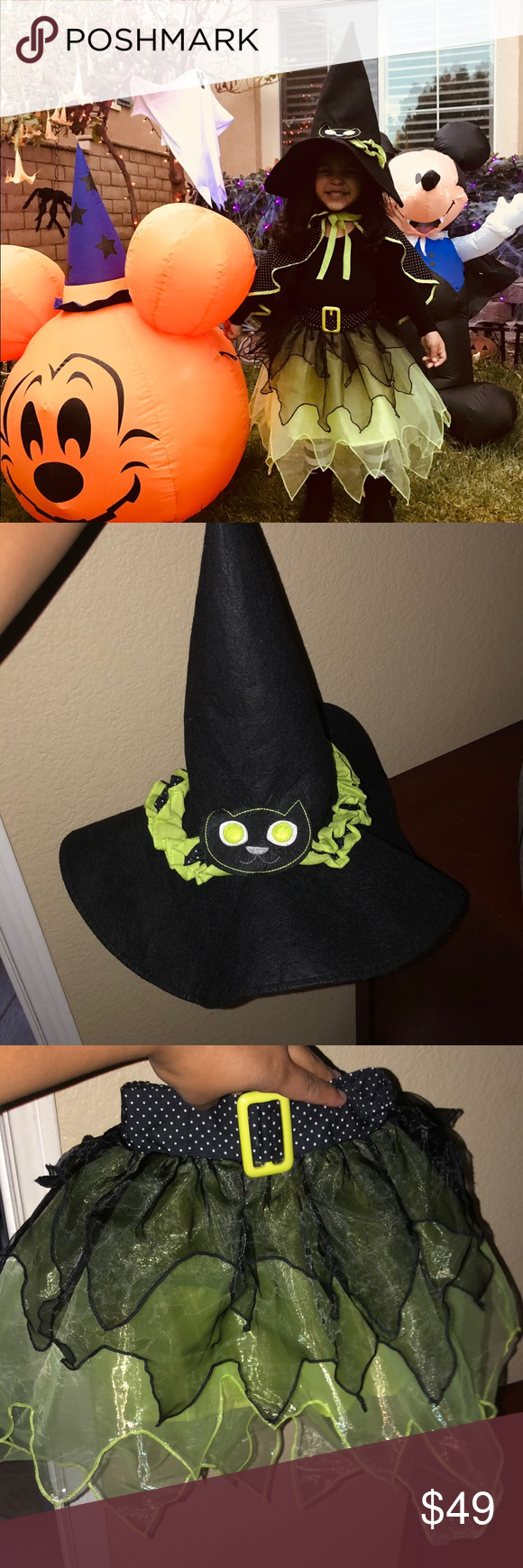 Witch costume Pottery barn kids costume, Kids costumes