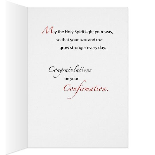 Catholic Confirmation Quotes From The Bible: 4046 Grandson Confirmation, Blue Dove Card