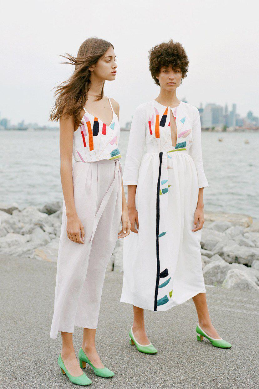 Hoffman To Ready Fashion 2017 Spring Show Wear Mara f6ybg7