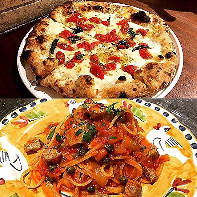 今週の平日ランチピッツァ ・燻製モッツァレラ ミニトマト バジル オレガノのビアンカピッツァ ・スパゲッティトンノフレスコ  今週もよろしくお願い致します(о´∀`о)  #イタリア #イタリアン  #イタリア料理 #ピザ #ピッツァ  #ピッツェリア  #パスタ #スパゲッティ  #マルゲリータ  #前菜 #肉 #魚  #デザート #ドルチェ  #ワイン  #美味しい  #イケメン  #おしゃれ #オシャレ  #東京 #麻布十番  #手作り  #ランチ #ディナー  #カフェ  #ファンタジスタ  #ファンタジスタドゥエ  #fantasista  #fantasistadue  #yammy