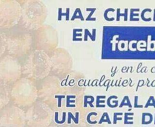 Etiqueta tu visita en #facebook y recibe en la compra de cualquier producto un #café #delichurros #pericoapa #coapa #bazarpericoapa #aplicarestricciones