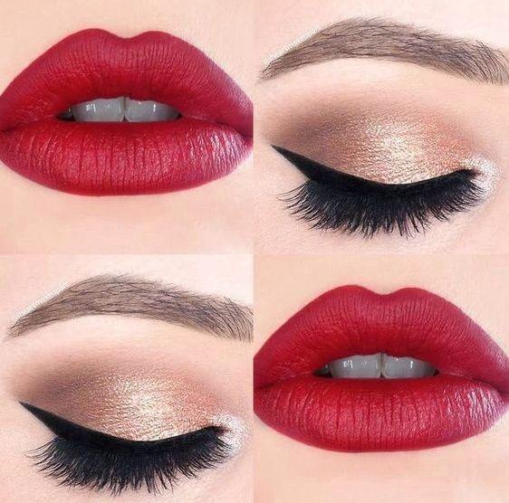 9 Amazing Makeup Tips For Your Golden Dresses Makeup Geek