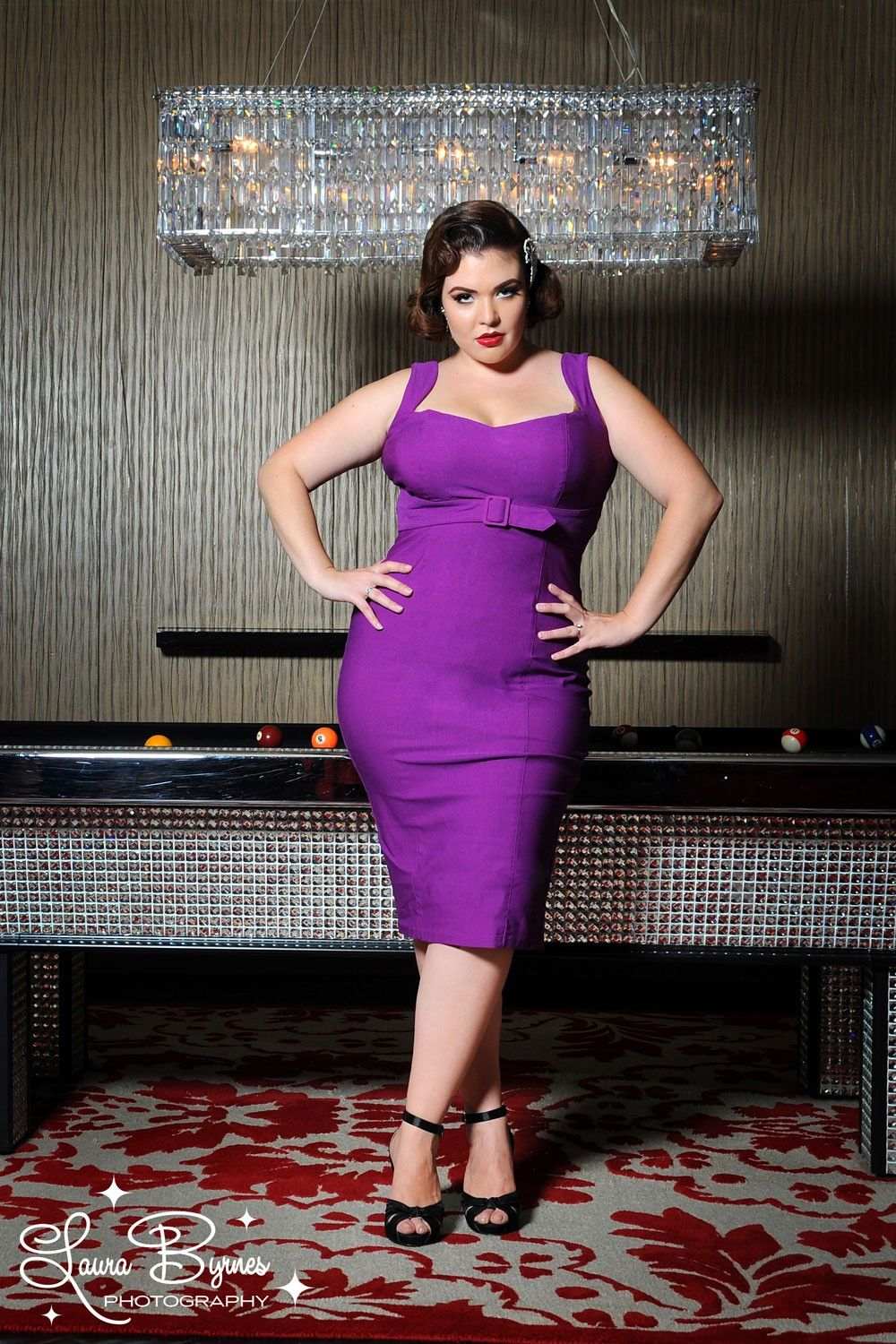 Jessica Dress in Baton Rouge Bengaline - Plus Size | Dress Me Up ...