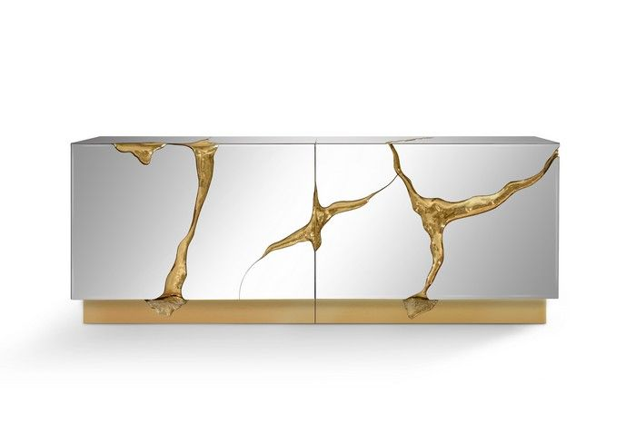 Limited Edition Sideboard Designs by Boca do Lobo