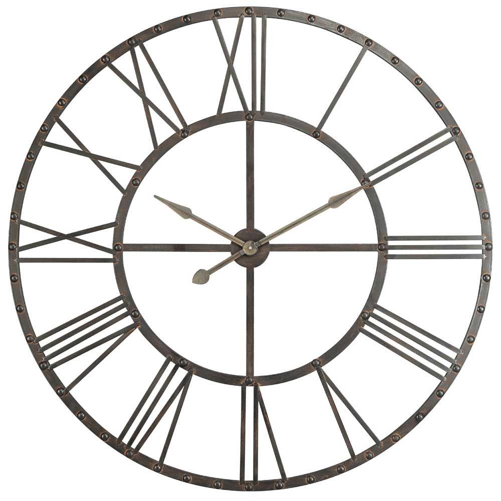 Cooper Classics Upton Clock Giant Wall Clock Oversized Wall Clock Wall Clock