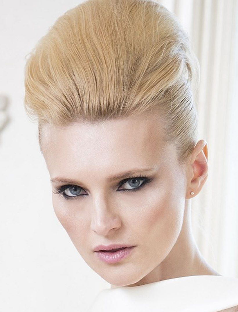 Updo Hairstyles For Round Square Oval Faces 2018 2019 Hair